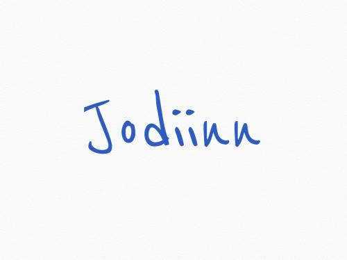 Jodiinn